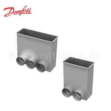 Danfoss Air Flex Gulvbox DPGF