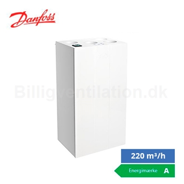 Danfoss Air W2 aggregat