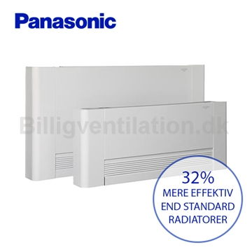 Panasonic Aquarea Air Radiator