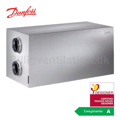Danfoss ventilationsanlæg
